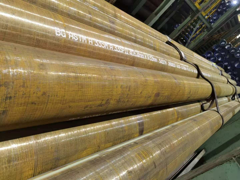 天津高压锅炉用无缝管